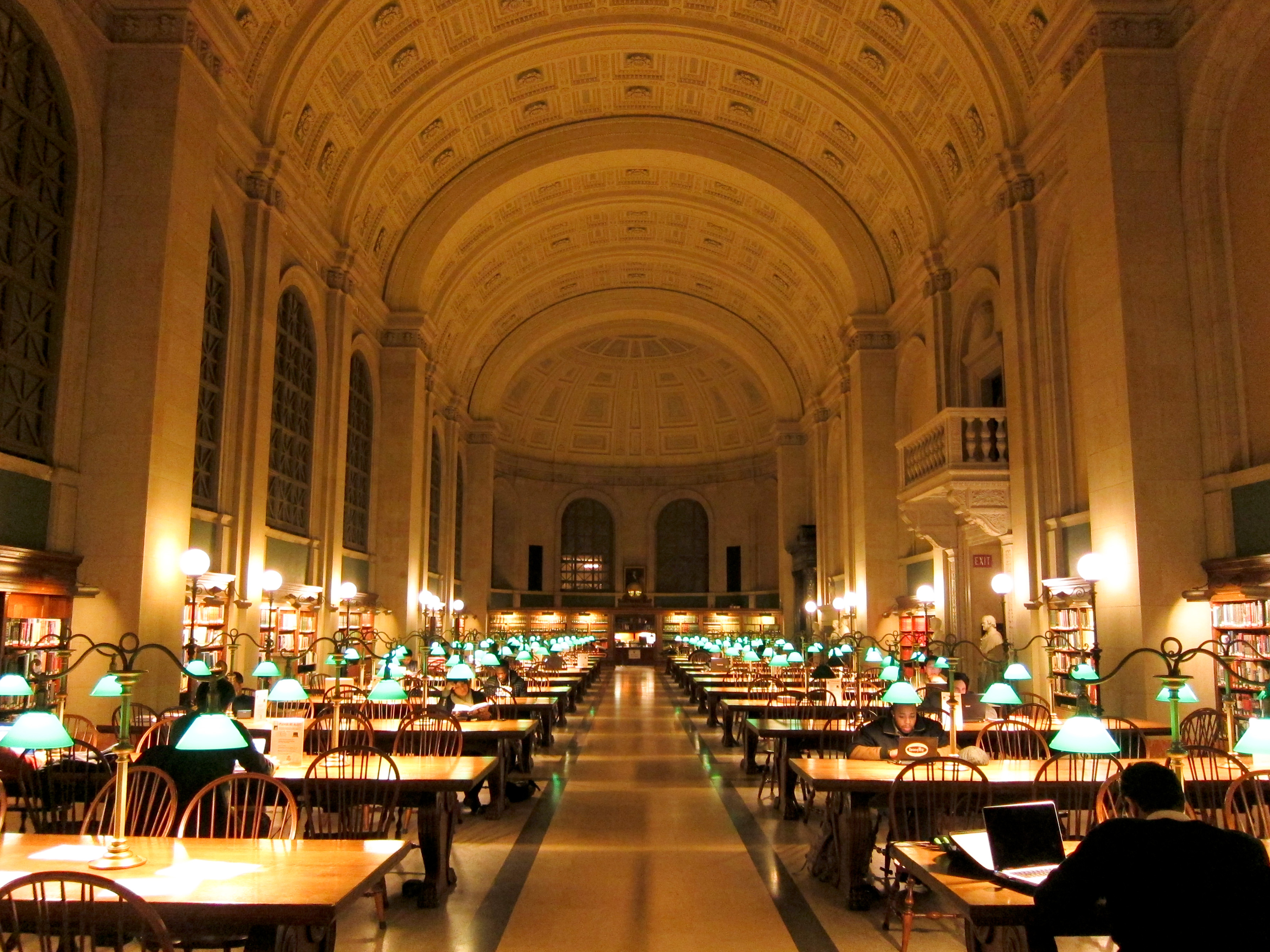 National Library Week In Massachusetts April 13 19