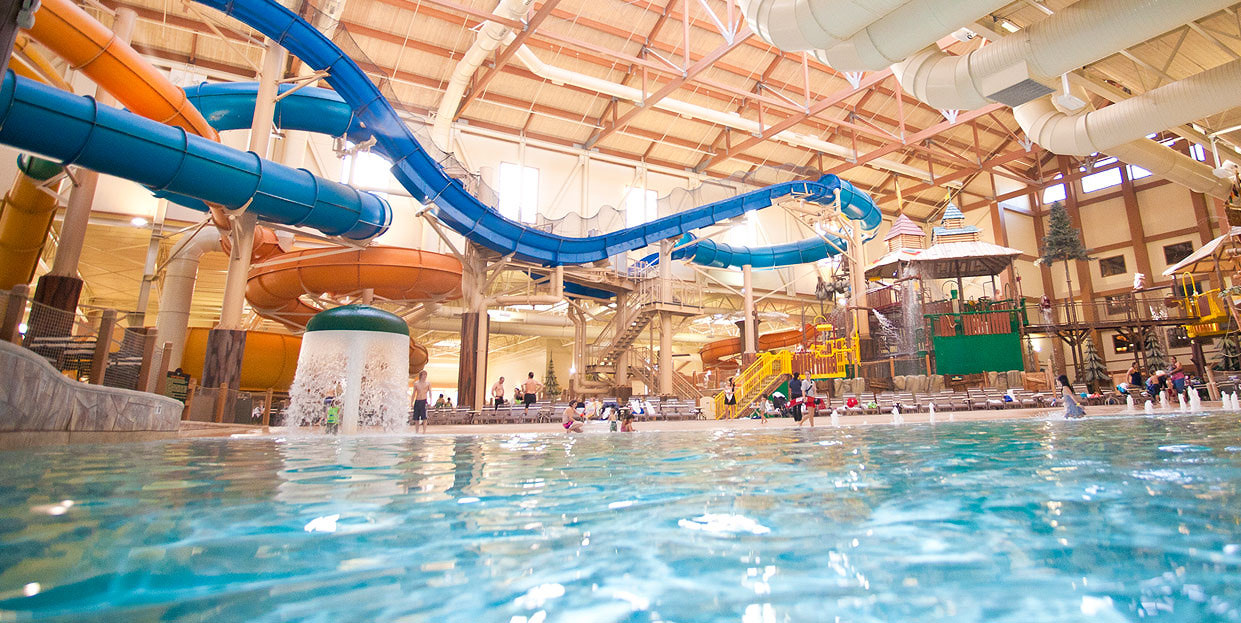 Long Island Lake Resort Hot Springs