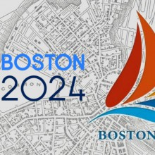 BOSTON'S 2024 OLYMPIC BID HIGHLIGHTS SPIRIT OF MASSACHUSETTS