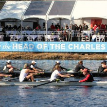 The Head of the Charles Regatta 2016