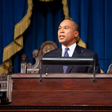 Governor Patrick Hails Massachusetts' Progress in State of the Commonwealth Address