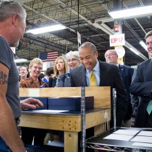Massachusetts Celebrates National Manufacturing Day