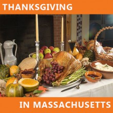 Massachusetts Issues Thanksgiving Day Proclamation