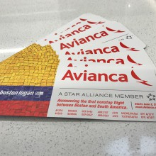 Massport Launches Direct Flights between Massachusetts and Colombia on Avianca
