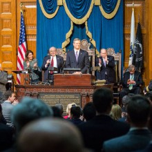 Governor Baker Delivers Second State of the Commonwealth Address