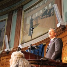 Massachusetts Governor Charlie Baker Delivers State of the Commonwealth Address, January 21, 2016