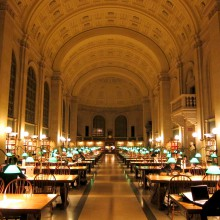 National Library Week in Massachusetts, April 13-19