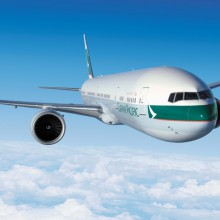 Massachusetts Announces Cathay Pacific Airways Nonstop flights between Boston-Hong Kong