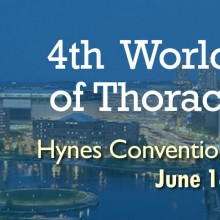 World Congress of Thoracic Imaging