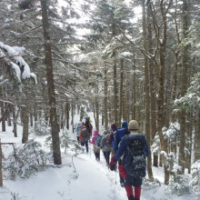Massachusetts Celebrates the Outdoors with First Day Hikes on January 1, 2017