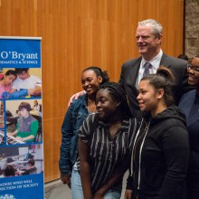 Governor Baker's Statewide Tour Highlights Successful Education Programs in Massachusetts