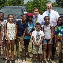 Baker-Polito Administration Launches 3rd Annual Summer Nights Initiative for City Youth