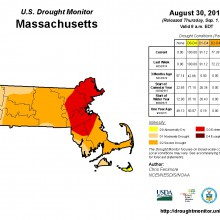 Baker-Polito Administration Launches  Drought Emergency Loan Fund