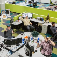 Massachusetts Expands Collaborative Workspaces