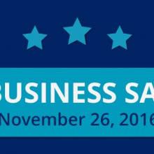 Massachusetts Supports Small Business Saturday