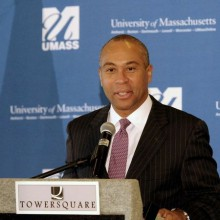 Governor Patrick Announces Funding to Complete UMass Center at Springfield