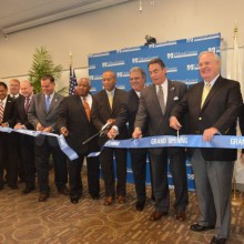 Springfield Celebrates Grand Opening of UMASS Center