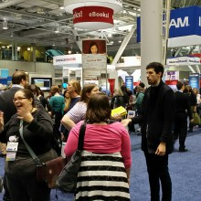 12,000 + Librarians, Publishers and Authors Attend ALA Mid Winter Meeting in Boston