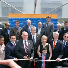 Massport Christens South Boston cruise terminal as the Flynn Cruiseport