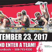 Worcester's First Dragon Boat Festival