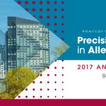 American College of Allergy, Asthma and Immunology 2017 Annual Meeting