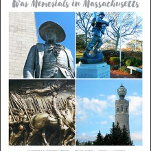 Massachusetts War Memorials