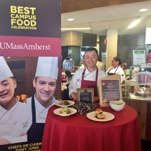 UMass Dining Repeats as Nation's #1 Campus Food