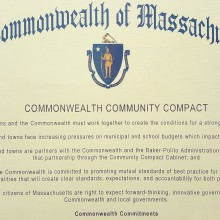 Baker-Polito Administration Awards $2 Million in Community Compact Grants
