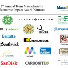 Massachusetts Honors Companies for Jobs, Facility Growth and Investments
