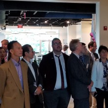 International Dignitaries visit North Central Massachusetts