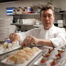 Chef Daniel Bruce, Savoring Food and Wine at the Boston Wine Festival