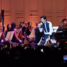 In Boston, Chinese Pop Star Connects East and West Culture
