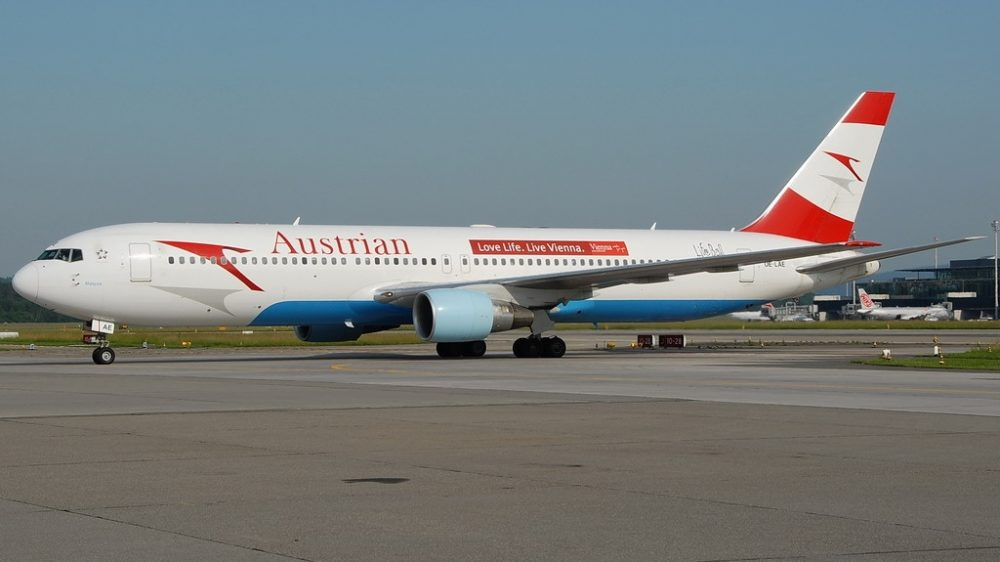 Austrian Airlines Launches Boston-Vienna Nonstop Flights in March 2020