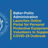Baker-Polito Administration Launches Online Portal for Personal Protective Equipment, Volunteers to Support COVID-19 Outbreak