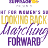 Suffrage 100 MA premiers new film, The Fight for Women's Suffrage: Looking Back, Marching Forward